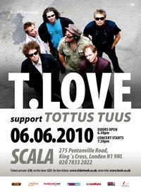 T.LOVE koncert w Londynie